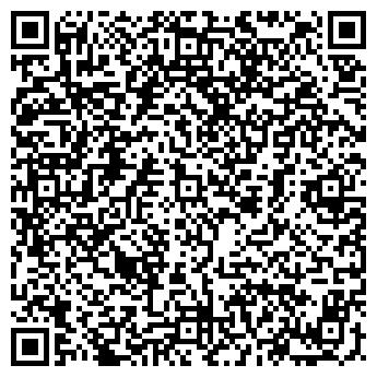QR-код с контактной информацией организации Малая сцена