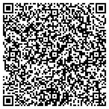 QR-код с контактной информацией организации АгроСервис, ТОО