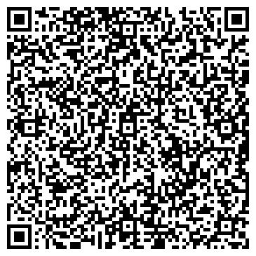 QR-код с контактной информацией организации Еврофлора Садовый центр, ИП