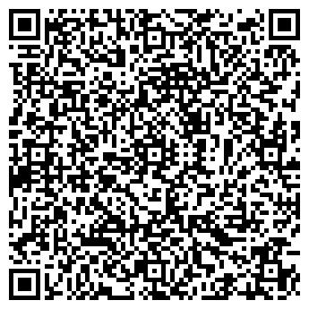 QR-код с контактной информацией организации ФОП САКР А. Х.