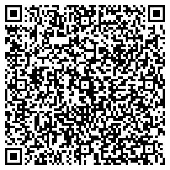 QR-код с контактной информацией организации Питомник «Красный Яр»