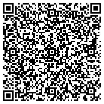 QR-код с контактной информацией организации ФЛП Резник А.А.