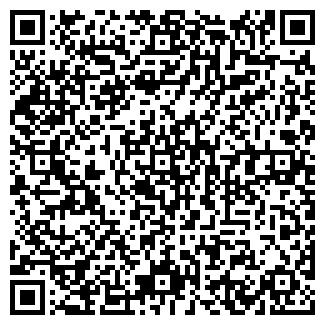 QR-код с контактной информацией организации АЗ, ЧП
