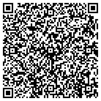 QR-код с контактной информацией организации АКСОФТ+