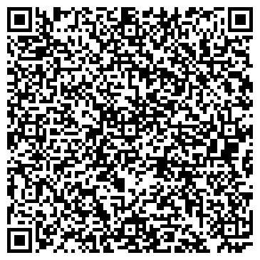 QR-код с контактной информацией организации Цветочное хозяйство