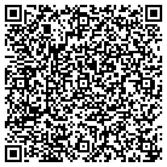 QR-код с контактной информацией организации «КХ» ЕВРОСАД
