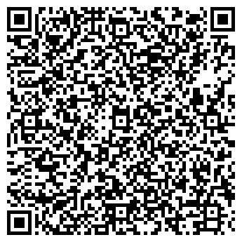 QR-код с контактной информацией организации ТОО Интеркерамика