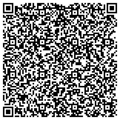 QR-код с контактной информацией организации Профессиональное оборудование для кухни