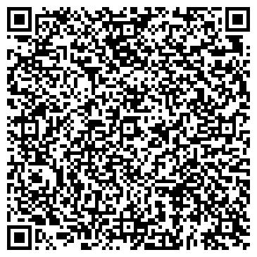 QR-код с контактной информацией организации питомник декоративных растений, Частное предприятие