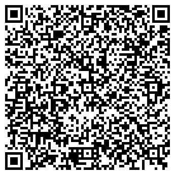 QR-код с контактной информацией организации Детави, ООО