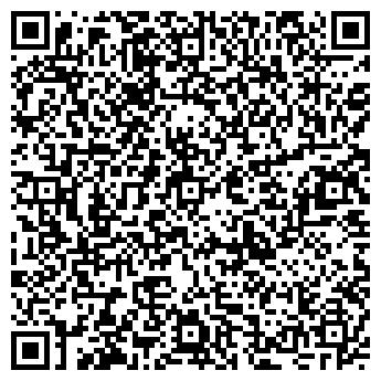 QR-код с контактной информацией организации Мустанг ЧТЗУП