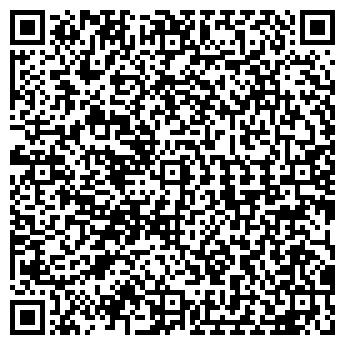 QR-код с контактной информацией организации Елена, ФХ