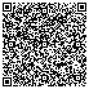 QR-код с контактной информацией организации AquaDecor, ЧП