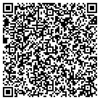 QR-код с контактной информацией организации Дача садовый центр, ООО