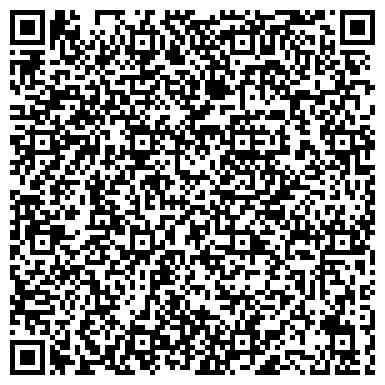 QR-код с контактной информацией организации Магазин-салон Сантехника Альтернатива, ООО