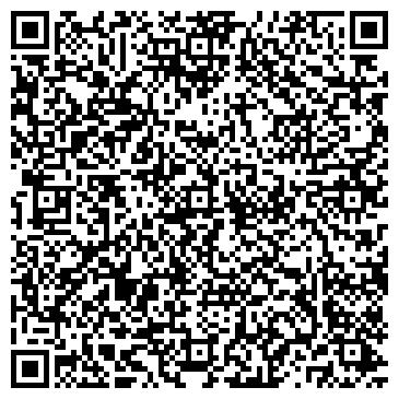 QR-код с контактной информацией организации ЧП Стратон