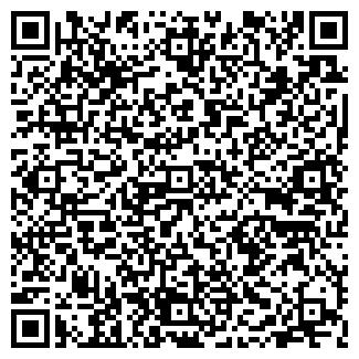 QR-код с контактной информацией организации Клуб ОЗ