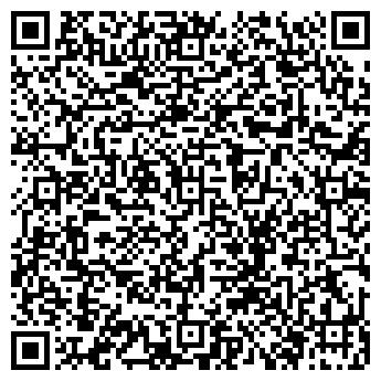 QR-код с контактной информацией организации Мелиш, СПД