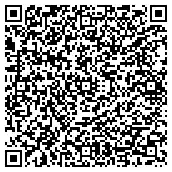 QR-код с контактной информацией организации Адонис, КФГ