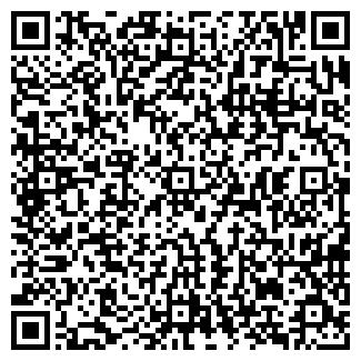 QR-код с контактной информацией организации АКРОН