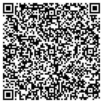 QR-код с контактной информацией организации Попов, ООО