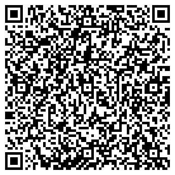 QR-код с контактной информацией организации Фруталина, ООО
