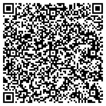 QR-код с контактной информацией организации Бон аппетит плюс, ООО