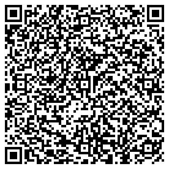 QR-код с контактной информацией организации Ягодка, ЧП