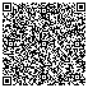 QR-код с контактной информацией организации Райский сад, ЧП