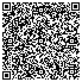 QR-код с контактной информацией организации ТРОПИКАНА-ТУР