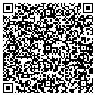 QR-код с контактной информацией организации Саранча, КФХ