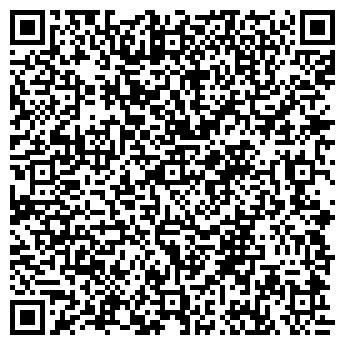 QR-код с контактной информацией организации Лидер, ООО