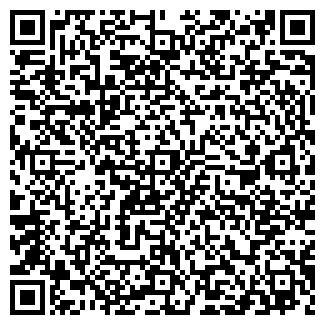 QR-код с контактной информацией организации ГРАНДСТРОЙ