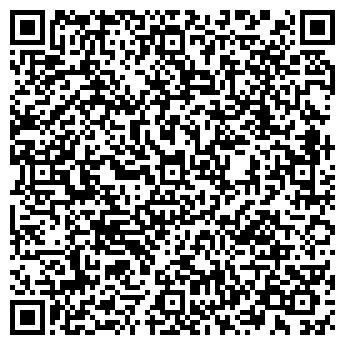 QR-код с контактной информацией организации Мудрый сад , ЧП