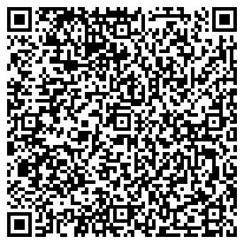 QR-код с контактной информацией организации Каисса, ЧСП