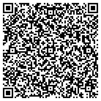 QR-код с контактной информацией организации АБ, ООО