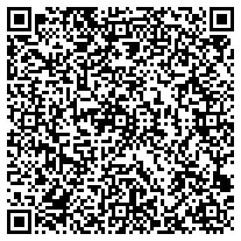 QR-код с контактной информацией организации пп Бажов