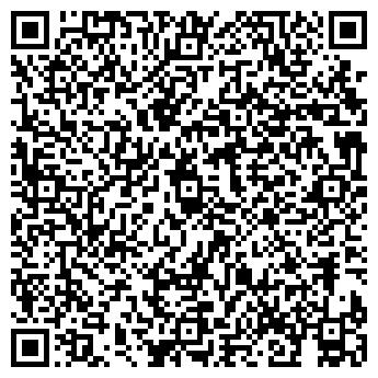 QR-код с контактной информацией организации HAPPY LAND, ИП