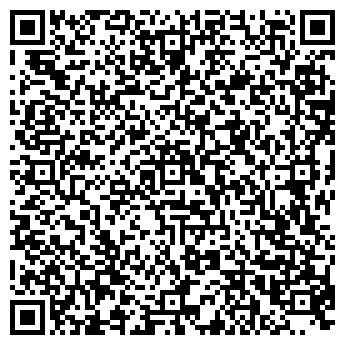 QR-код с контактной информацией организации Казвентиляция, ТОО