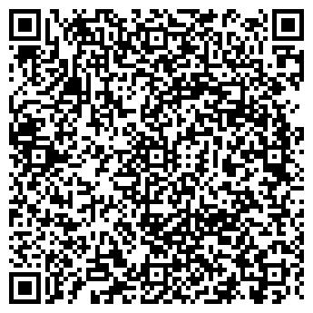 QR-код с контактной информацией организации КРАСНЫЙ ТЕЛЕФОН