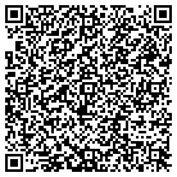 QR-код с контактной информацией организации Айна, ИП
