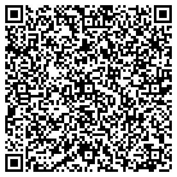 QR-код с контактной информацией организации Камелия, ИП салон