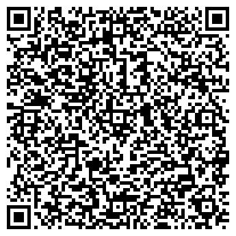 QR-код с контактной информацией организации Грация, салон цветов, ИП
