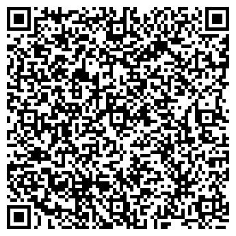 QR-код с контактной информацией организации Абеуов, ИП