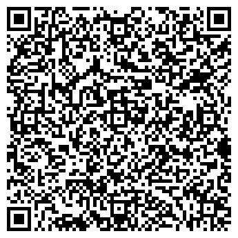 QR-код с контактной информацией организации КФХ Сад