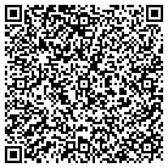 QR-код с контактной информацией организации ТОО Миллма