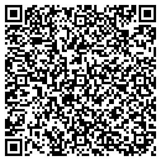 QR-код с контактной информацией организации ИЧП БАМИН