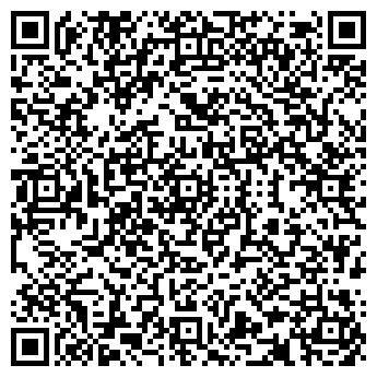 QR-код с контактной информацией организации ИП Еврофлора