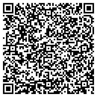 QR-код с контактной информацией организации Fruktsad