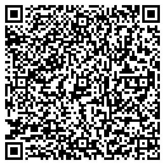QR-код с контактной информацией организации Ажына, ЗАО